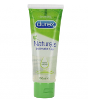 Gel Lubrificante DUREX NATURAL INTIMATE da 100 ml