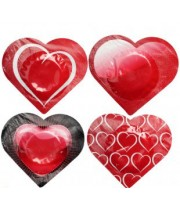 PASANTE HEART Preservativi sfusi